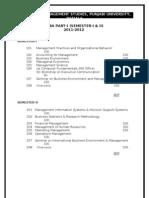 Gen Program of Study