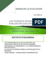 Paradigm As de Evaluación