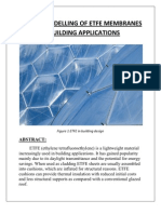 Hmt Report on Etfe Cushions