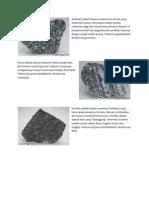 Batuan Metamorf Foliasi Dan Nonfoliasi