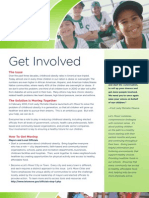 Let's Move Get Involved Fact Sheet