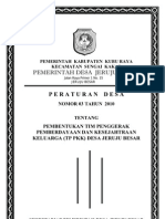Perdes Tp Pkk (Revisi)