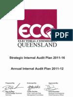 Strategic Internal Audit Plan