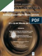 2008 Terceras Jornadas Archivo y Memoria