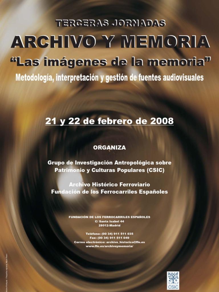 Memoria Archivo y Jornadas Terceras 2008 Tnw1IqagTf