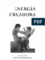 La Energia Creadora Es
