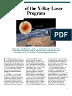Joseph Nilsen- Legacy of the X-Ray Laser Program
