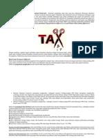 Hubungan Akuntansi Pajak Dengan Akuntansi Komersial