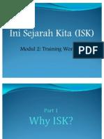 ISK Training Workshop