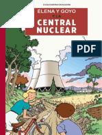 Elena y Goyo y la central nuclear