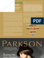 Parkson Retail Asia Limited - Prospectus (Dated 27 October 2011) (Clean)