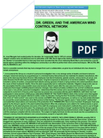 Josef Mengele, Dr. Green, And the American Mind Control Network - Www-Angelfire-com