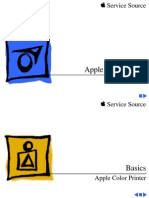 Apple Color Printer Service Source