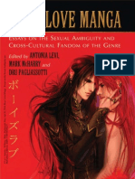 Boys' Love Manga - Essays on the Sexual Ambiguity and Cross-Cultural Fandom of the Genre