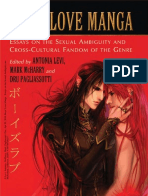 Boys' Love Manga - Essays on the Sexual Ambiguity and Cross-Cultural