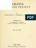 Albania Past and Present, Kostandin Cekrezi, 1919