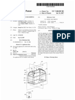 Load test apparatus for shipping containers (US patent 7240569)