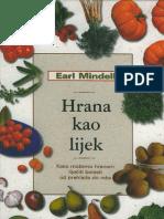 Earl Mindell - Hrana Kao Lek
