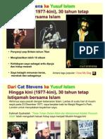 Istiqamah Yusuf Islam