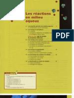 Chimie Des Solutions - Chapitre 1