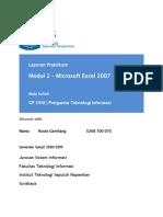 Modul2 Excel