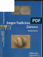 JUEGOS TRADICIONALES ZAMUCO - SUSANA KOVÁCS - PARAGUAY - PORTALGUARANI