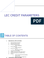 LEC Simplified Credit Policy Presentation_SALES_FAQs_revised as of Dec 2011