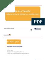 Slides Rdv Ccip Gestion Des Talents 12-10-10 Presentation