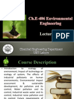 Environmental Engineering Lec 1