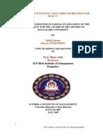 Nikhil Sharma-0547-Creating & Sustaining Value Through Brand