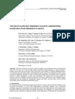W.B. Mori et al- Advanced accelerator simulation research