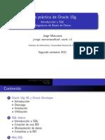 Oracle 1-Intro SQL (1)