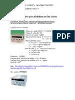 9-2-12 Material Necesario Para El Dictado de Las Clases 2012 -1er Semestre - Peralta