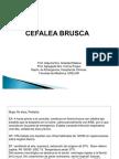 Cefalea Brusca - Mateos Puppo