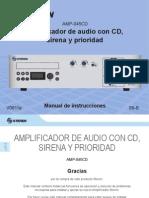 AMP 045CD Instr