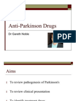 Anti Parkinson Drugs