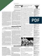 Pretoria veut renforcer la lutte contre le fléau social de l'alcoolisme (12 février 2012, Le Monde)
