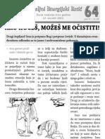 Župni listić - PUJANKE - 64 - Šesta nedjelja kr. god.