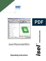 Remote Win Operatin Instruction e
