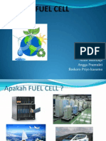 FUEL CELL Kelompok 9