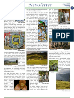 SVBC Visits the Chiriqui Highlands in Panama, from SVBC Newsletter, Vol 4- No 1 (Aug 2009)