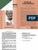 Sri Nisargadatta Maharaj ~ Seeds of Consciousness