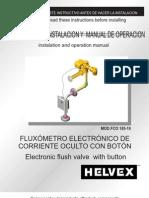 Fluxometro