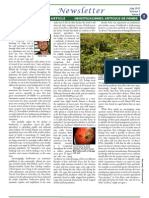 Birds, Bats & La Broca-Valuing Pest Control in Coffee Plantations, from SVBC Newsletter, Vol 5-No 2 (Jul 2011)