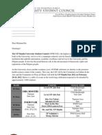UPM Fair Sponsorship Letter