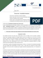 censos provisorios 2011