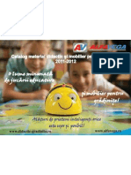 Catalog Gradinite AV