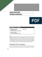 Hi-Voltage P Supplies