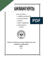 1. Praktikum Hukum II Newton