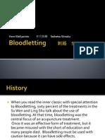Bloodletting, Tecnica Japonesa -Ok -Ok -Ok